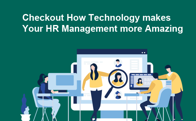 "7 things about ""How technology has changed Human Resource Management"""